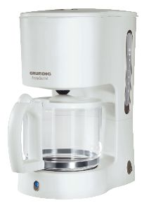 Koffie Grundig koffiezetapparaat KM4260