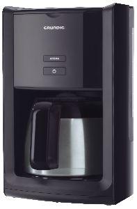 Koffie Grundig koffiezetapparaat KM8280