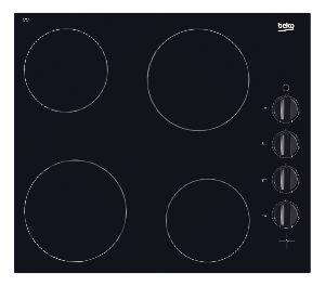 Koken Kookplaat Beko vitrokeramisch HIC64100