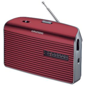 Audio Grundig portable radio Music 60