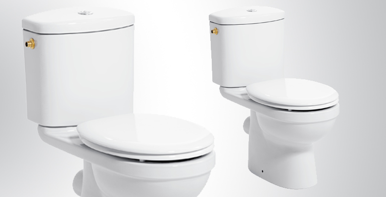 Toilet WC-pack Sunshine