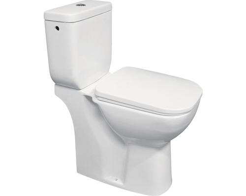 Toilet WC-pack X Care verhoogd